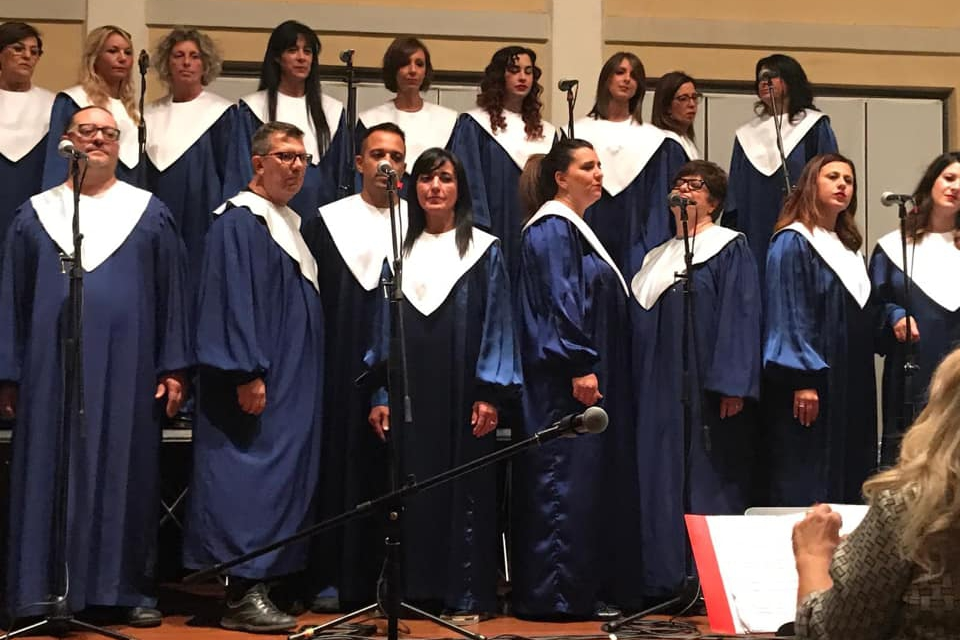 Coro Gospel David